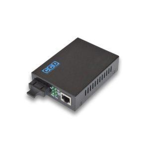 CCD-6100-SC 1000Mbps Single Mode 80km Media Converter