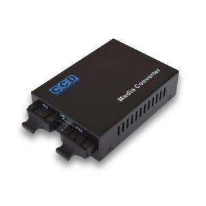 CCD-8100-SM/MM-SC Media Converter