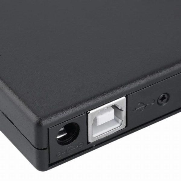 CCD Portable USB Optical Drive CD-RW