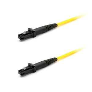 CCD MTRJ-MTRJ Multimode OM3 Duplex Fibre Optic Patch Cable 0.5m