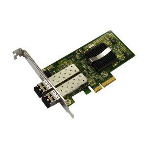 CCD Dual SFP Fibre NIC