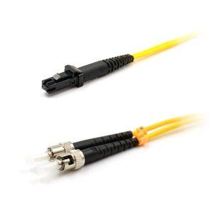 CCD ST-MTRJ Multimode OM1 Duplex Fibre Optic Patch Cable 10m